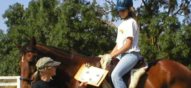 pics from riding club certification